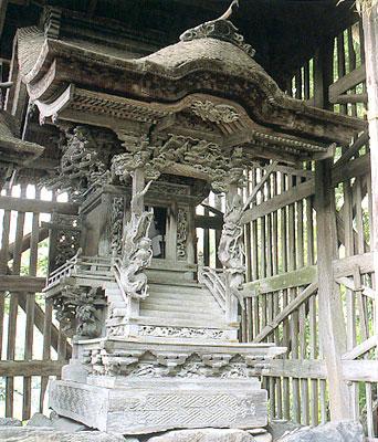 中郷の諏訪神社