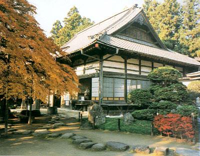 札所八番西善寺